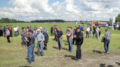Maatalouden ammattitapahtumat on järjestänyt mm. valkuaiskasvipävän